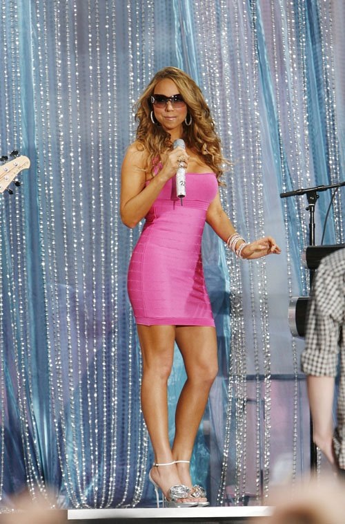 Tv Lighting Design Mariah Carey 1